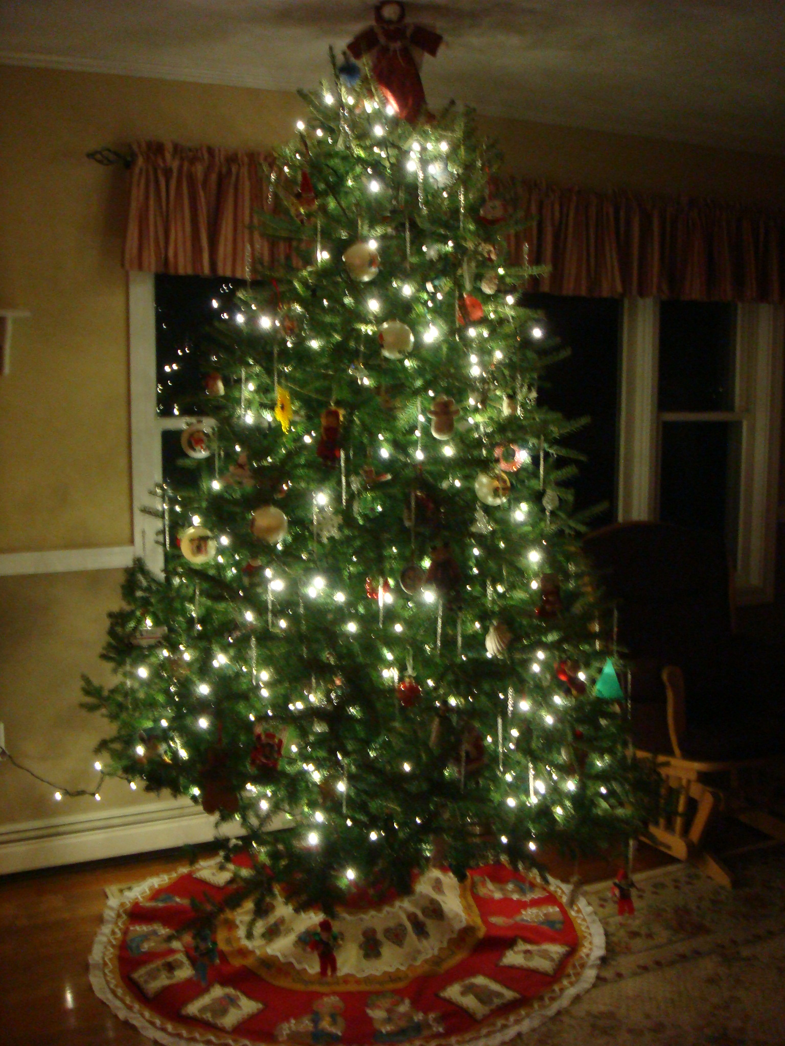 Free Christmas Tree With Lights Clip Art 1000 Ideas About Best