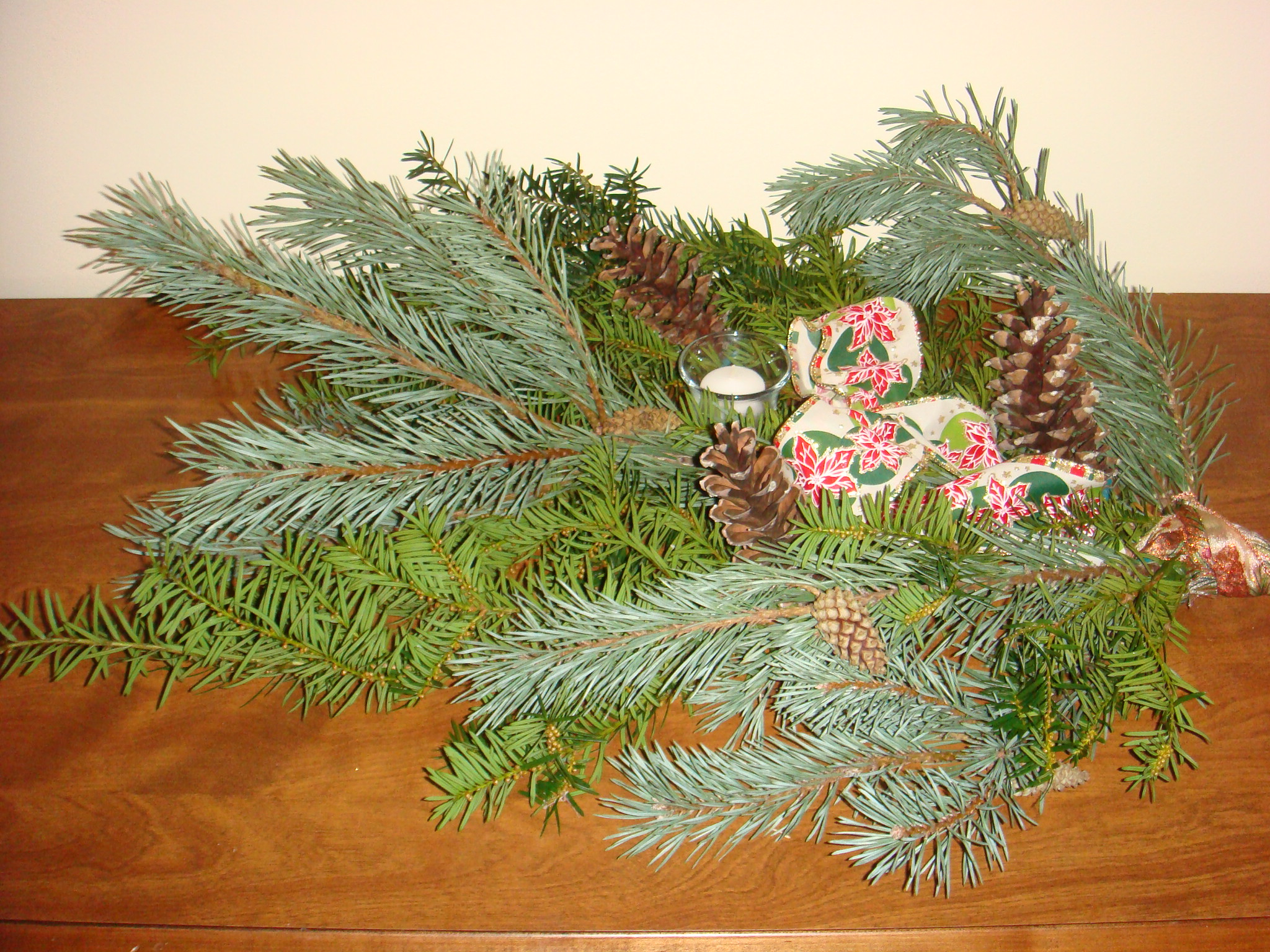 Pine Branches For Decoration Handy Man Crafty Woman Wicked Simple Christmas Decorations