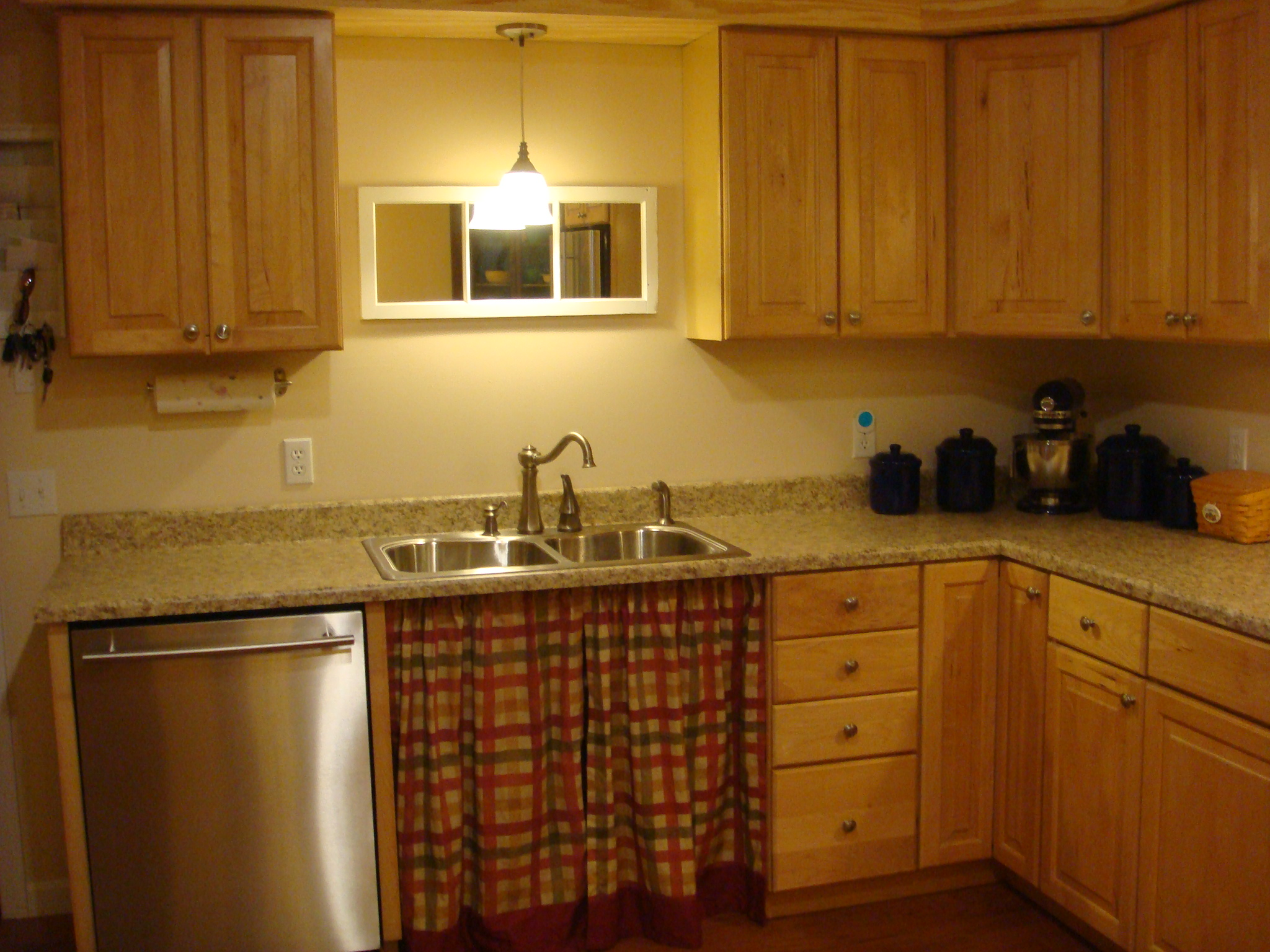 handy man crafty woman kitchen after photos well sorta