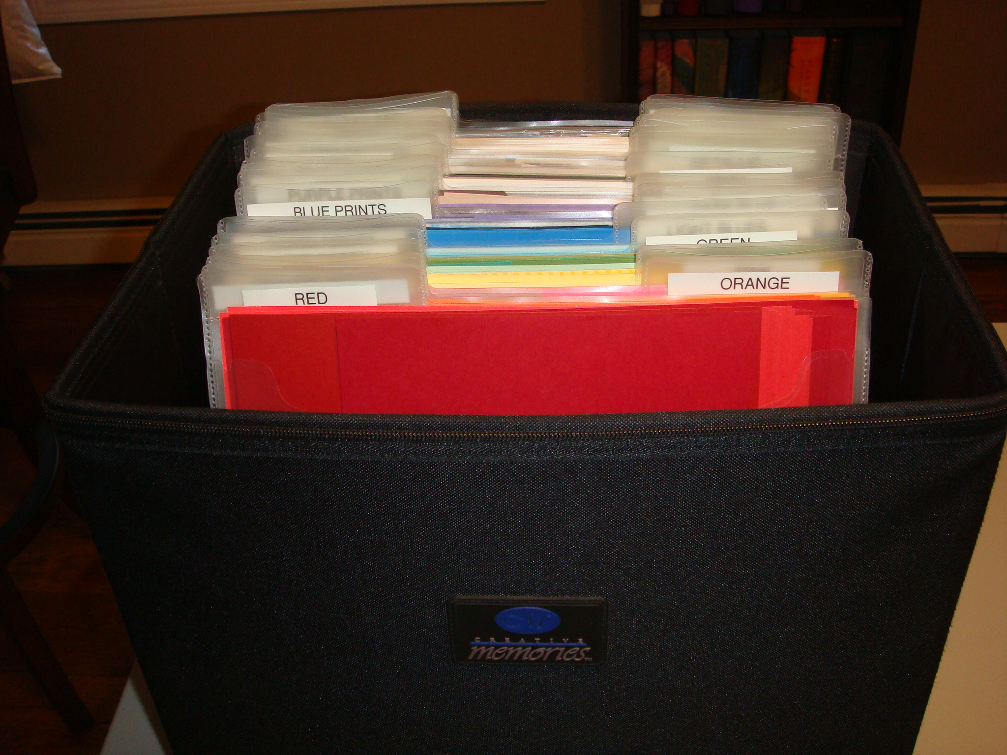 How to store scrapbook paper - Scrapbook Paper Organizing I Decided That I Really Needed To Go Through My Scrapbook Paper In Order To Be More Productive For My Upcoming Scrap Projects
