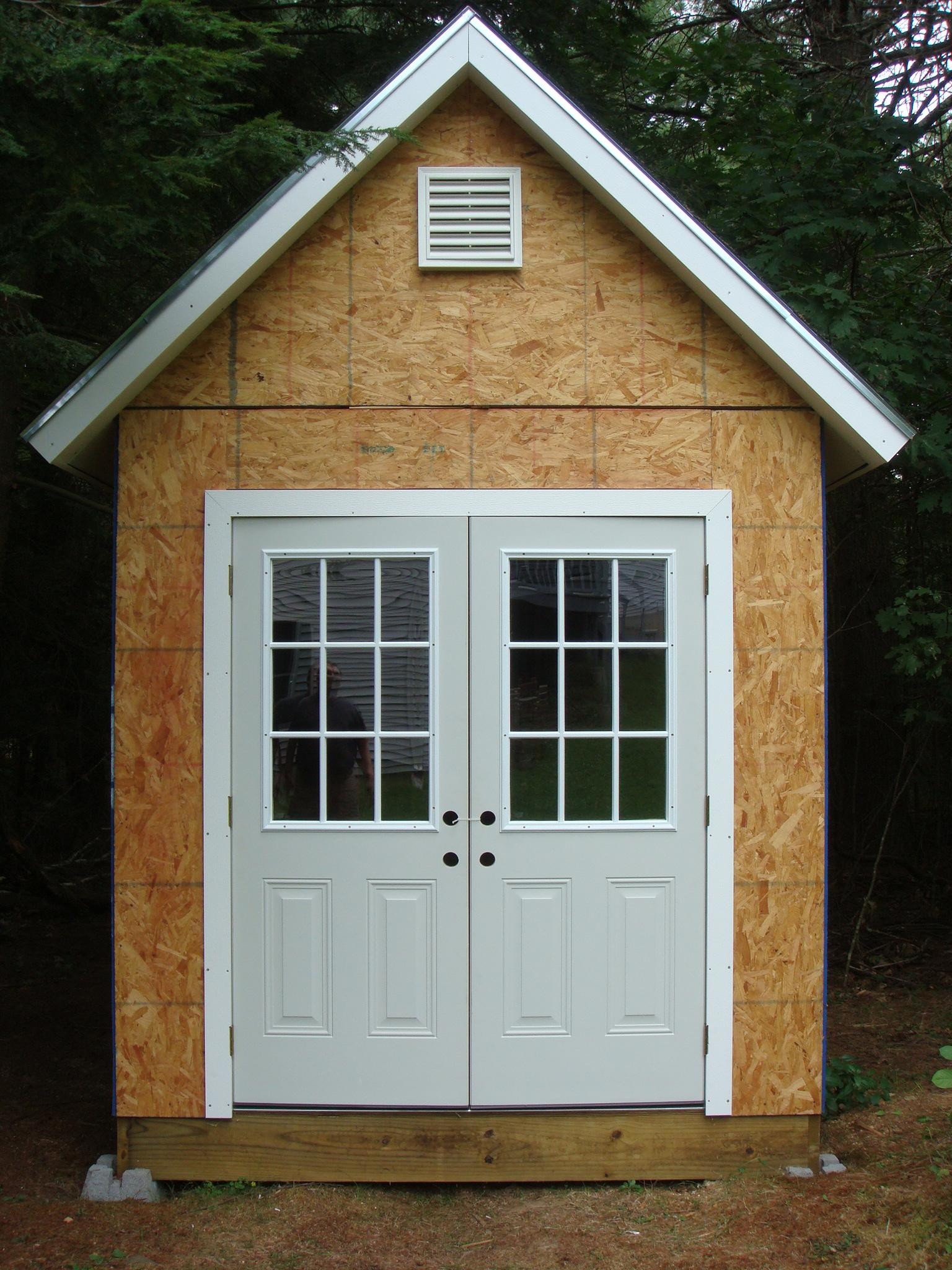 Shed Doors | Handy Man, Crafty Woman